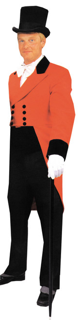 Ringmaster Coat And Vest Mediu