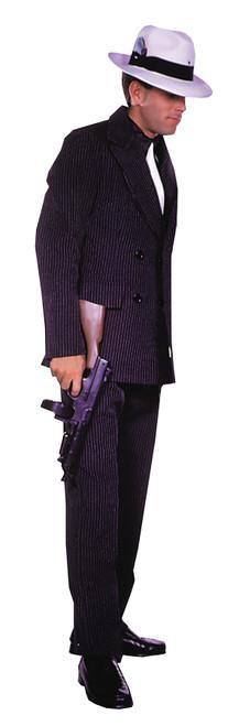 Gangster Suit Brown Medium