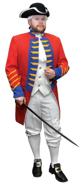British Rev Officer Medium