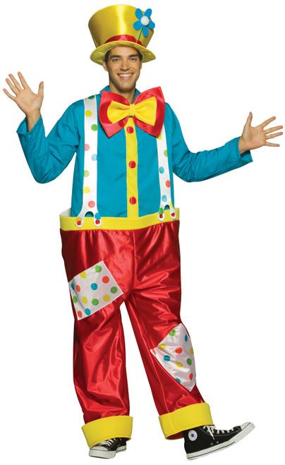 Clown Adult Male