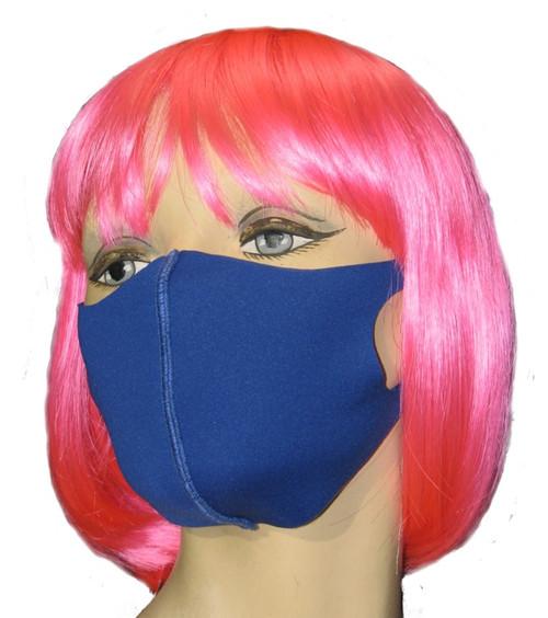 Royal Blue Social Distancing Mask