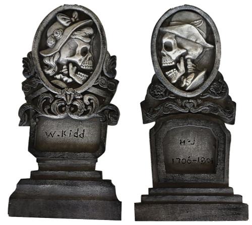 Tombstone Bride And Groom Set