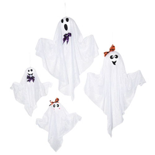 Ghost Family- Set of 4