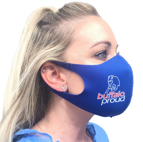 Buffalo Proud Face Mask