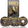 Country Dance Lessons on DVD five disc set