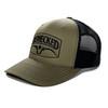 Trucker Snapback - Military Green