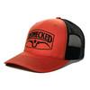 Trucker Snapback - Orange/Black
