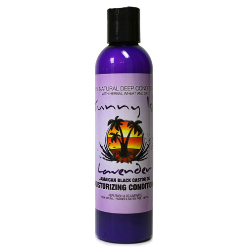 Sunny Isle Lavender Jamaican Black Castor Oil Deep Conditioner