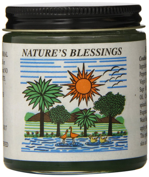 Nature's Blessings Hair Pomade 4 oz. Looking for where to buy Nature's Blessings Hair Pomade? ishopnaturals.com and African Naturals St. Louis, MO sell Nature's Blessings Hair Pomade at everyday low discount prices. Natures Blessing Hair Pomade is is a multi-purpsose all Natural Hair Conditioner for locs, dreads, dreadlocks, locs, and a Root Builder all in one. Can be use on mature locs, dreads, traditional locks, and other natural hair.