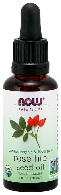 NOW 100% Organic Rose Hip Seed Oil - 1 oz. (7594), Shop now for Rose Hip Seed Oil: NOW 100% Pure Rose Hip Seed Oil online at everyday low prices. Where you can buy, find Rose Hip Seed Oil product information, ratings, reviews for pure Now Organic Rose Hip Seed Oil online at ishopnaturals.com