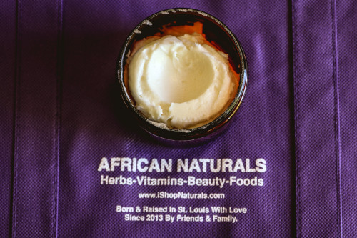 100% Natural Aloe Body Butter For Hair & Skin 8oz