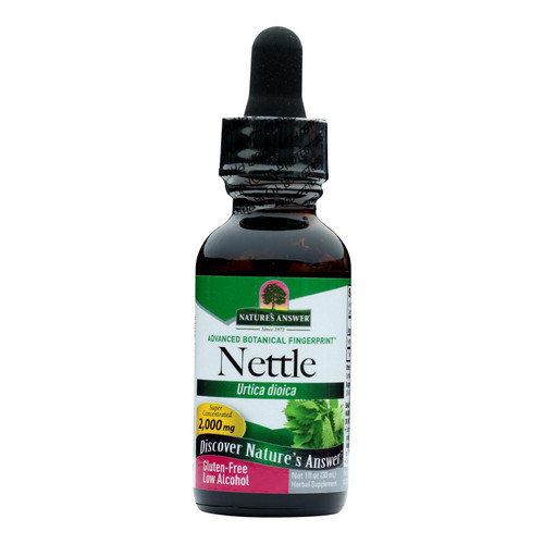 Nature's Answer - Nettle Leaf - 1 Fl Oz