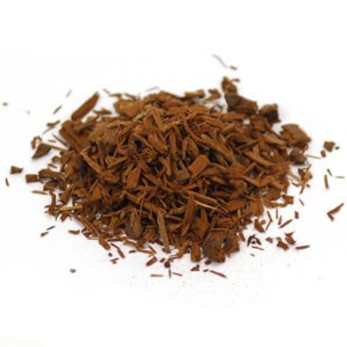 African Yohimbe Bark Cut and Sifted, Wildcrafted 4oz