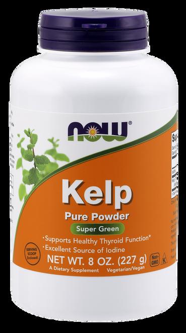 NOW Foods Kelp Powder, Organic - 8 oz.