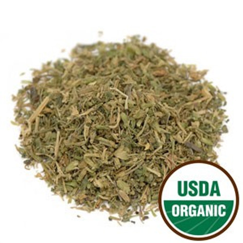 100% Organic Chickweed Herb Cut & Sifted 4 oz