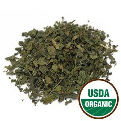100% Nettle Leaf (Urtica dioica) C/S 4oz