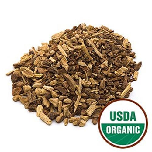 100% Organic Sarsaparilla Root C/S 4oz
