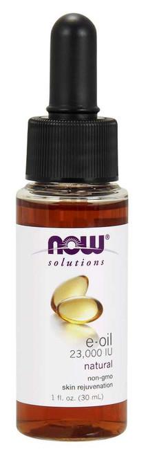 NOW® Solutions E-Oil 23,000 IU - 1 oz.