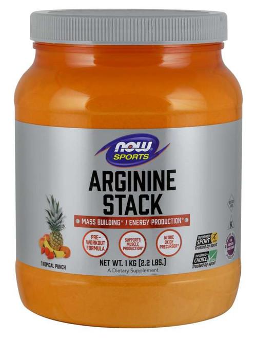 Arginine Stack Powder - 2.2 lbs.