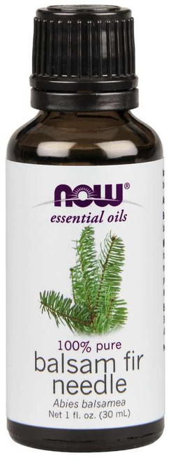 NOW® Essential Balsam Fir Needle Oil - 1 oz.