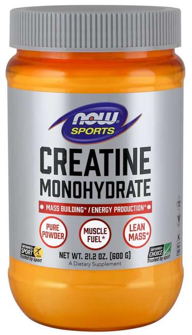 Creatine Monohydrate Powder - 21.2 oz.