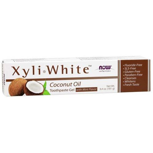 XyliWhite™ Coconut Oil Toothpaste Gel - 6.4 oz