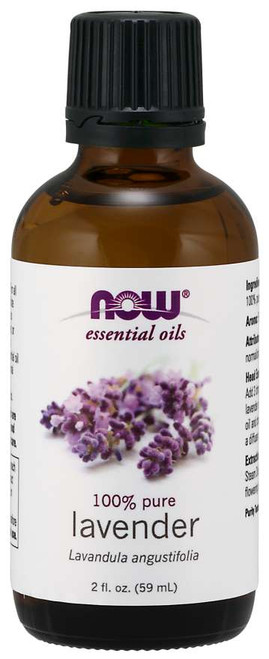 NOW® Essential Lavender Oil - 2 fl. oz.