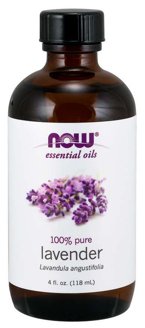 NOW® Essential Lavender Oil - 4 fl. oz.
