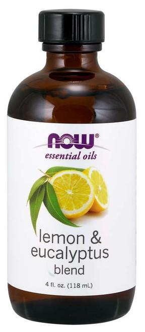 Lemon & Eucalyptus Oil Blend - 4 fl. oz.