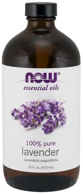 NOW® Essential Lavender Oil - 16 fl. oz.