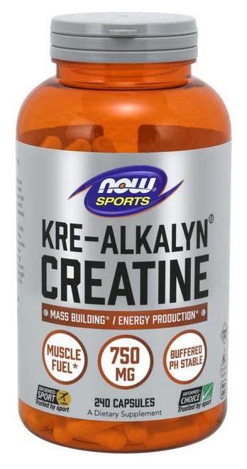 Kre-Alkalyn® Creatine - 240 Capsules