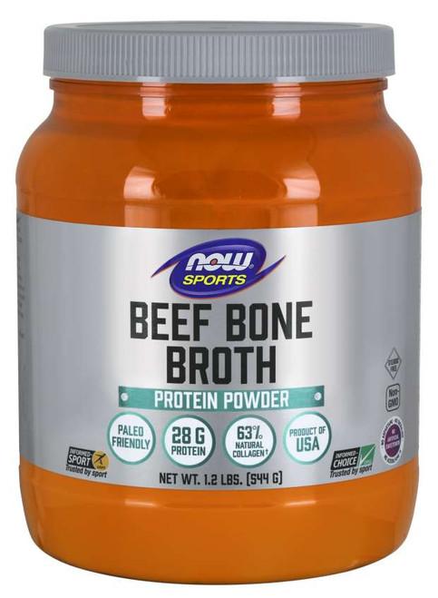 Bone Broth, Beef Powder - 1.2 Lbs.
