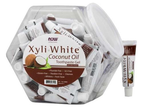 XyliWhite™ Coconut Oil Fishbowl - 40/1 oz. tubes