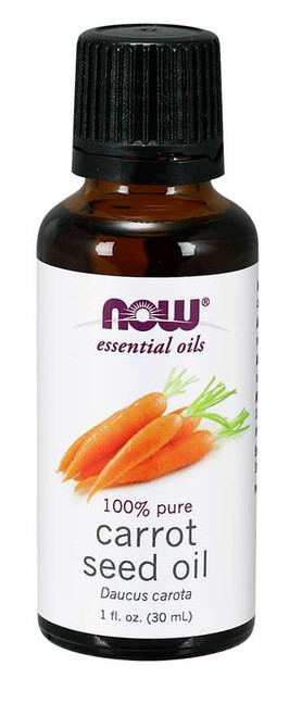 NOW Foods Carrot Seed Oil - 1 fl. oz.