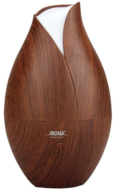 NOW® Ultrasonic  Faux Wooden Oil Diffuser