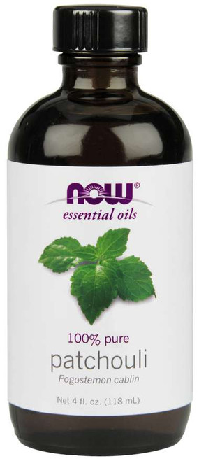 NOW® Patchouli Oil - 4 oz.
