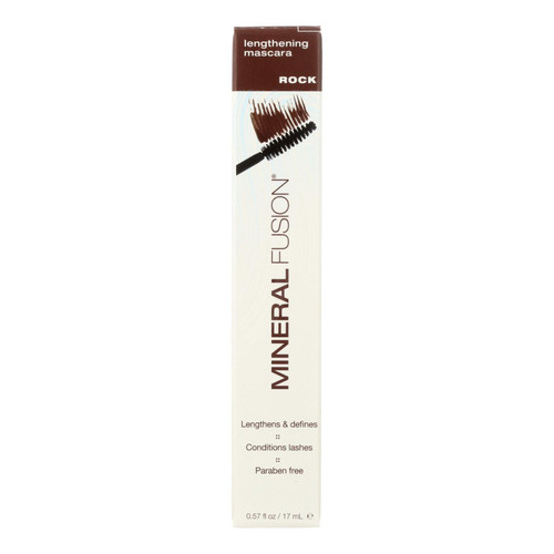 Mineral Fusion - Mascara - Lengthening Rock - 0.57 Oz.