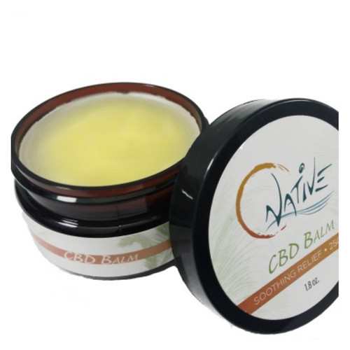 Natural Native - Cbd Skin Balm - 250mg - 1.8 Oz.