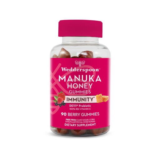 Wedderspoon - Manuka Honey Immun Gummy Berry - 1 Each 1-90 Ct