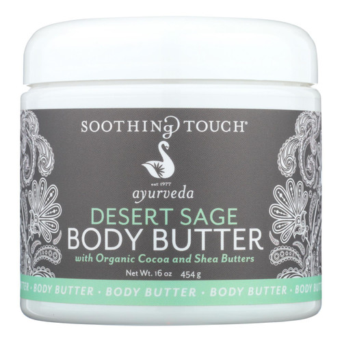 Soothing Touch - Desert Sage Body Butter - 16 Oz