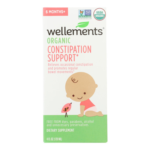 Wellements - Suppconstipation Sup - Each Of 1-4 Fz