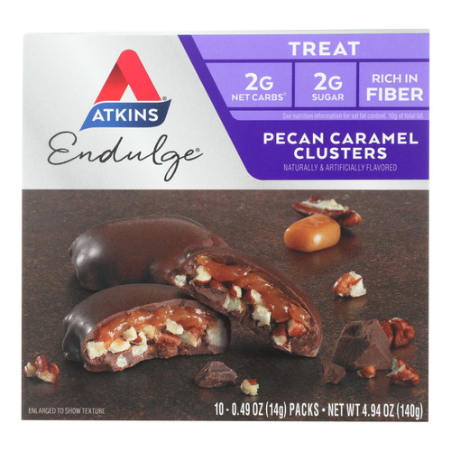 Atkins Treat - Case Of 6 - 5 Oz