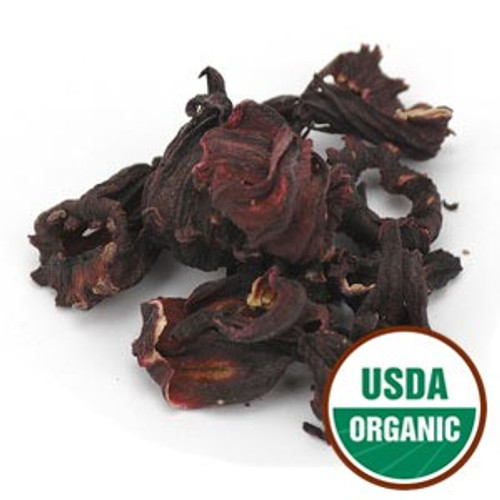100% Organic Hibiscus Flower Petals Whole