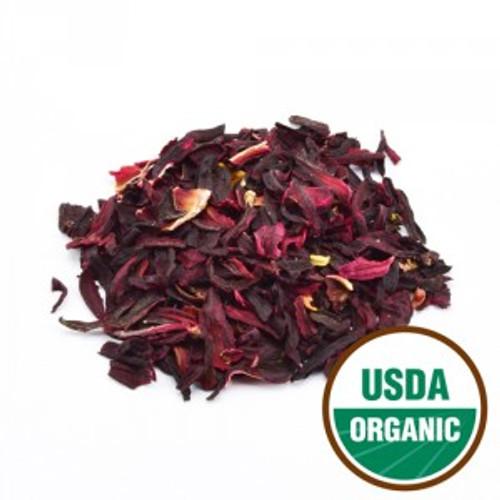 100% Organic Hibiscus Flower C/S