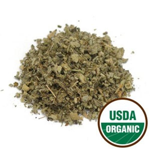 100% Organic Mullein Leaf C/S 4oz