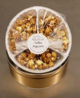 Toffee Popcorn Gift Tin