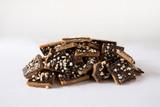 Dark Chocolate Emma's English Toffee