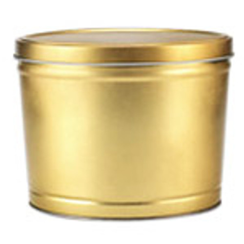 80 oz Gold Tin