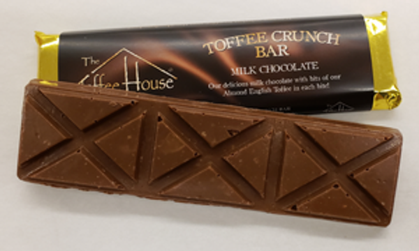 Toffee Crunch Bar