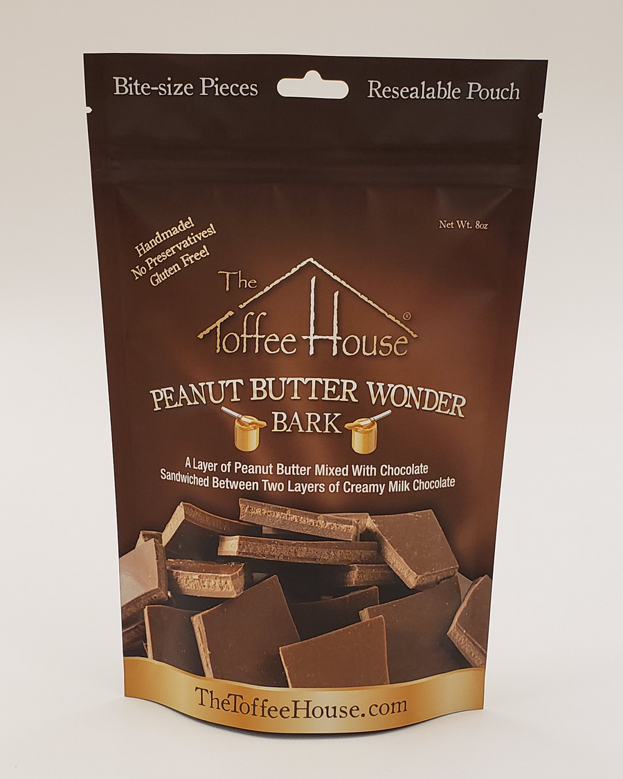 Peanut Butter Wonder Bark